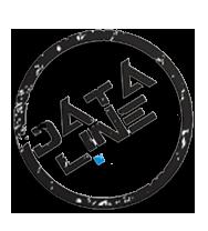 DataLine Logo Stamp