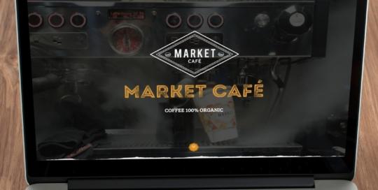MarketCafe Website