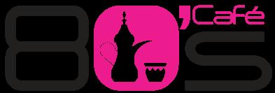 The 80s Cafe Logo