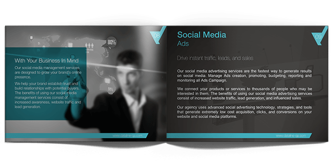 DataLine-Brochure Presentation