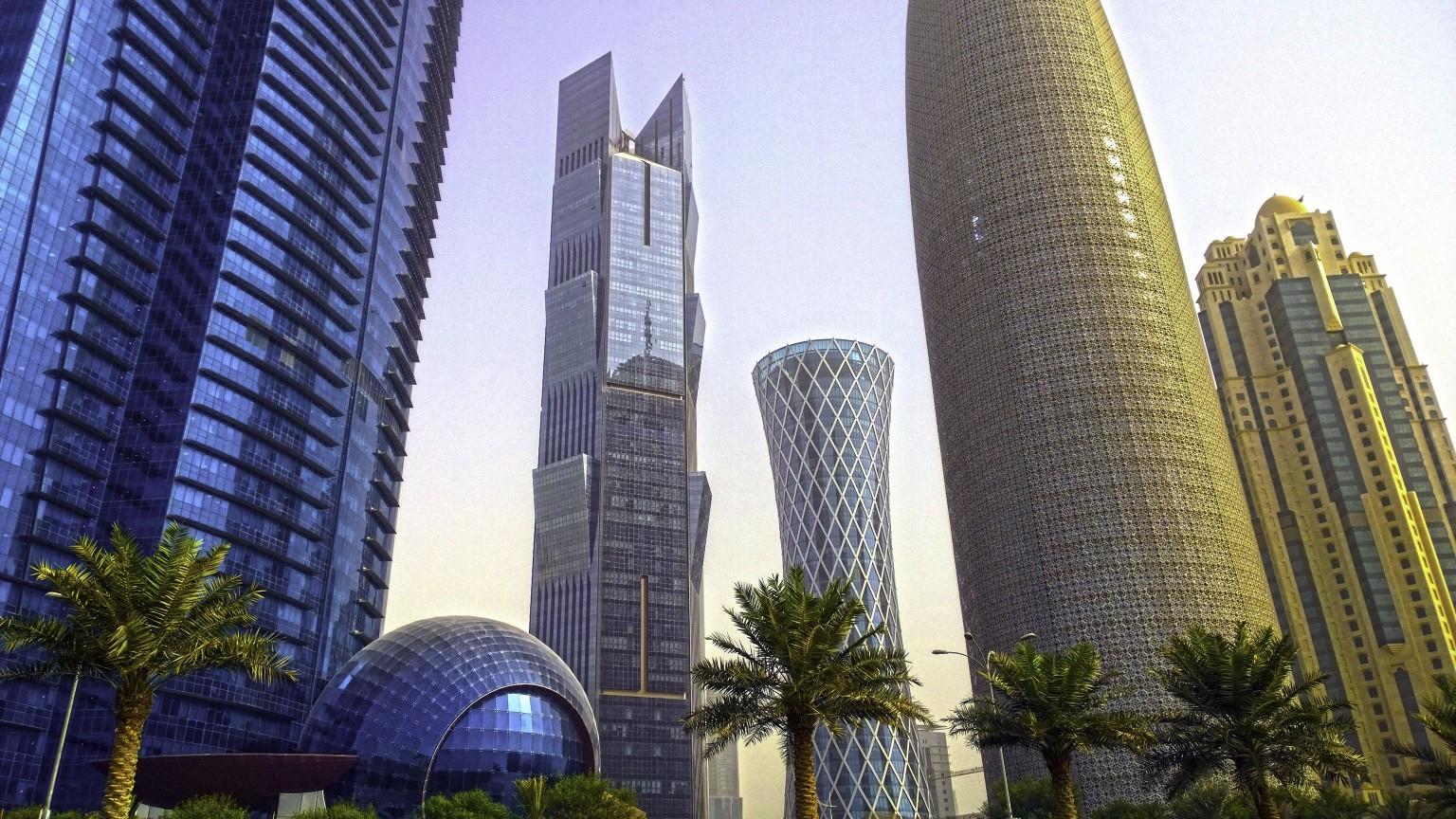 Dataline Company WestBay Doha Qatar